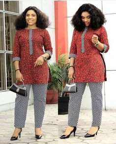 2019 African Clothing Styles : Cool Latest Styles You Should Rock NextHi ladies. African Print is a vibrant material with rich and colorful patterns. African Fashion Ankara, Latest Ankara Styles, Latest African Fashion Dresses, African Dresses For Women, African Print Dresses, African Print Fashion, Africa Fashion, African Attire