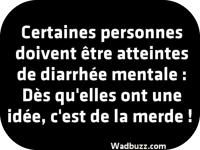 Some people must have mental diarrhea: As soon as they are . Best Quotes, Love Quotes, Funny Quotes, Inspirational Quotes, Leiden, Words Quotes, Sayings, Quotes About Everything, Image Fun