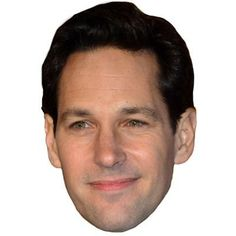 Paul Rudd Celebrity Mask Cardboard Face and Fancy Dress Mask -- Be sure to check out this awesome product.