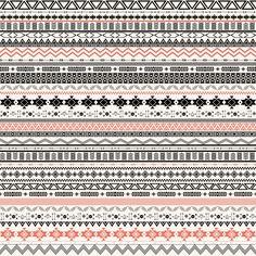 Be Diff - Estampas geométricas | Etnico II by Maycon
