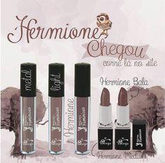 Coleção Hermione – tudo sobre os batons! - http://www.pausaparafeminices.com/batom/colecao-hermione-tudo-sobre-os-batons/