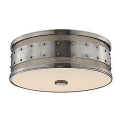 Buy the Gaines 3 Light Flush Mount by [manufacturer_name]