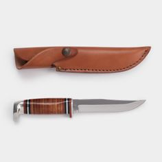 Hunting Knife | Case
