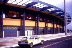 Estádio Vivaldo Lima, 1965. Image © Severiano Porto