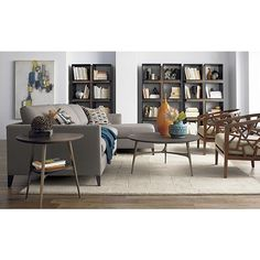 crate and barrel axis ii sectional - Google Search