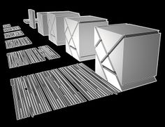 29.G.S.: The TANGRAM building concept