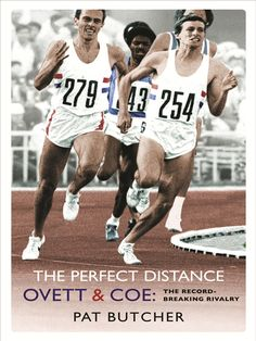London 2012 Olympic Legend Game / Playing Card Athletics #8d Steve Ovett