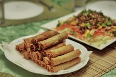 Celebrating Chinese New Year?  Step-by-step Guide to Make Chinese-style Fried Spring Rolls