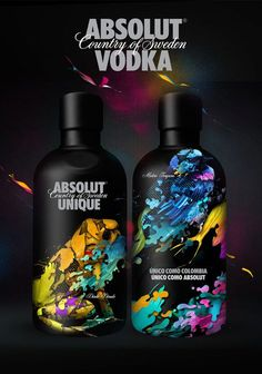 Absolut Colombia on Behance