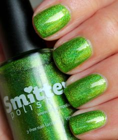 Smitten Polish Girl Sprouts