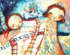 Consu Tolosa - 2014 Gallery - Welcome to Dreamland (SOLD) www.consutolosa.com