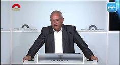 Rodríguez acusa al Govern de cuestionar las actuaciones judiciales