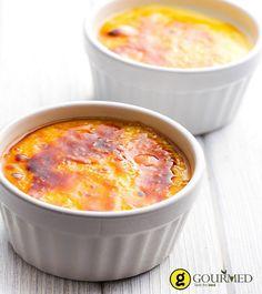 Εύκολη κλασσική κρεμ μπρουλέ - gourmed.gr