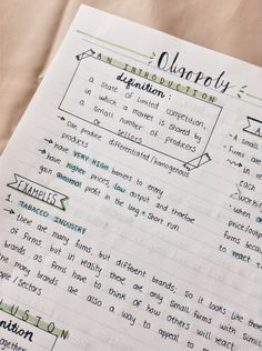 { 02.02.17 } ✦ 100 DAYS OF PRODUCTIVITY: 19/100 ✦ ↳ there's nothing i love more than my economics notes at the moment. can't wait to start revising them for mocks hehe