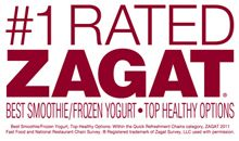 Red Mango Frozen Yogurt Zagat Rated Smoothies Probiotics