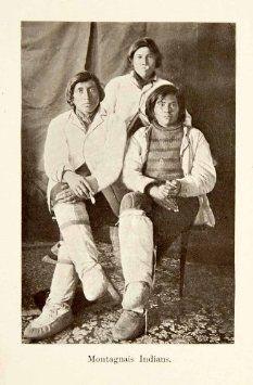 The montagnais tribe summary and analysis