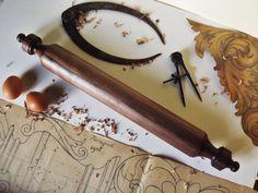 Renaissance ITALIAN PASTA MAKER rolling pin di FlorentineTouch