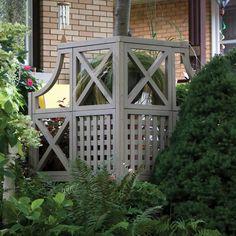 Corner Garden Privacy Screen Kit