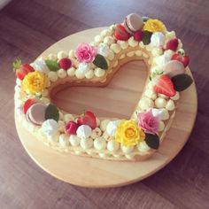Decorated Letters, Pastries
