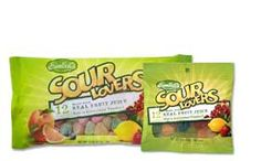 Sour Lovers candies by Gimbal's are peanut-free, tree-nut-free, dairy-free, egg-free and gluten-free.