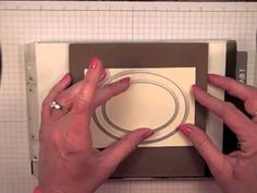 Simply Simple FRAMELIT EMBOSSING SHIM by Connie Stewart