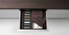 Kitchen drawer Dada