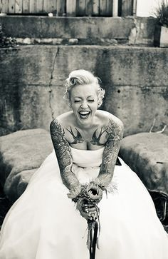 brides with sleeves