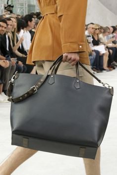 d2910a00ba17 Louis Vuitton: menswear spring/summer 2015 Beautiful Bags, Latest Handbags,  Purses And