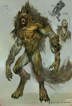 Werewolf from Rift
