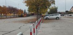 """""""Giardino"""" pericoloso, il quartiere di Castiona chiede una zona attrezzata e sicura L'assessore Martinelli: «Richiesta giustificata, stiamo lavorando alla soluzione»"""