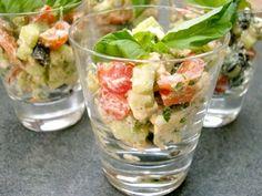 Ensalada Feta (Salade Fêta)