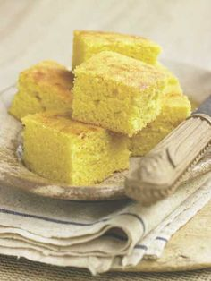 Katie Lee's cornbread - substitute whole wheat flour instead of all purpose