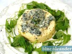 Cauliflower puree with gorgonzola