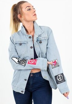 deea3a927e8 The most versatile piece in our wardrobe? Our trusty denim jacket. Switch  it up