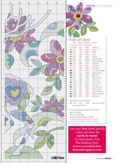 Gallery.ru / Фото #7 - Cross Stitch Collection 214 октябрь 2012 - tymannost