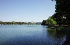 福岡市民の心のオアシス!国内屈指の水景公園〈大濠公園〉の1日 福岡づくり 「colocal コロカル」ローカルを学ぶ・暮らす・旅する