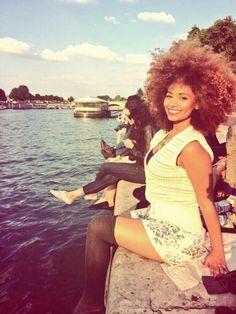 Amazing Afro! <3