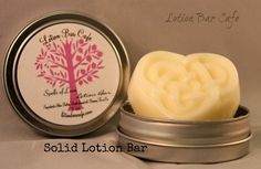 Spells Of Love Solid Lotion Bars  lotionbarcafe.com
