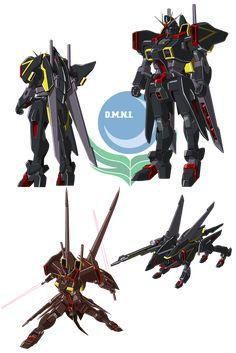 Gaia Gundam is one of the units of ZAFT's Second Stage MS. Gundam Build Fighters Try, Gundam Wallpapers, Unicorn Gundam, Gundam Seed, Gundam Art, Custom Gundam, Mecha Anime, Super Robot