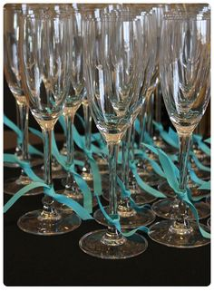 The Breakfast At Tiffanys Bridal Shower