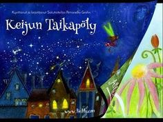 Keijun taikapöly - ääneen luettu satukirja Pomeniasta - YouTube Fairy Tales, Preschool, Language, Education, Youtube, Kids, Painting, Zen, Toddlers