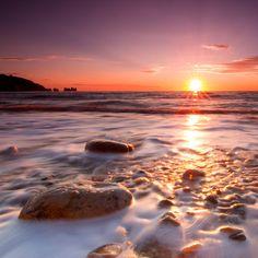 Silver Wall Art - Google+ Silver Wall Art, Little Island, Isle Of Wight, Art Google, Celestial, Sunset, Outdoor, Beautiful, Outdoors