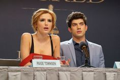 The Season 2 Trailer of 'Famous in Love' Gives Us Nothing And Yet We Want More - Famous In Love, Series Premiere, Wattpad, Bella Thorne, Season 1, Cinematography, Favorite Tv Shows, Movie Tv, Tv Series