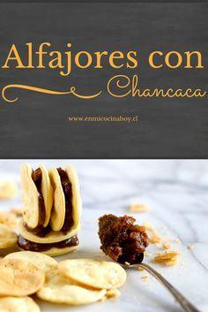 Los alfajores con chancaca o atoradores son clásicos en el norte de Chile, principalmente en La Serena y Coquimbo. Una alternativa diferente.