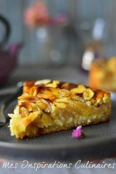 Discover recipes, home ideas, style inspiration and other ideas to try. No Cook Desserts, Apple Desserts, Lemon Desserts, Dessert Recipes, Sweet Pie, Sweet Tarts, Fun Baking Recipes, Chef Recipes, Almond Cakes