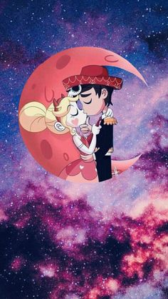 - Best of Wallpapers for Andriod and ios Butterfly Family, Star Butterfly, Couple Wallpaper, Disney Wallpaper, Iphone Wallpaper, Star E Marco, Starco Comic, Princess Star, Evil Art