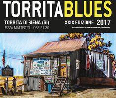 Grandi nomi del blues internazionale e gruppi italiani di qualità. L'ultimo fine settimana di giugno