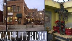 Cafe Terigo Park City
