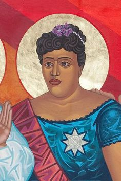Queen Liliuokalani: (1838–1917) A devout Anglican and pacifist, she reigned as the last Queen of Hawaii from 1891–1893. Unwilling to permit Hawaiian blood to be shed in defense of the monarchy, she was deposed by colonists, held under house arrest in her own palace, and convicted of treason. While confined, she had only the Bible and the Anglican Prayer Book to read, both of which influenced the great body of music she composed. (September 2)