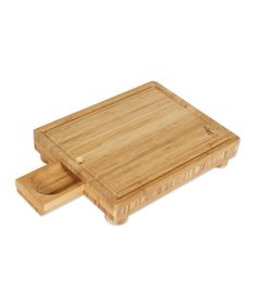 Take a look at this Gravy Saver 15'' Cutting Board by Island Bamboo on @zulily today!